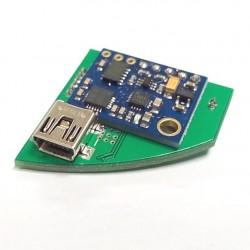 Open Source 3-axis Headtracker FatShark Module