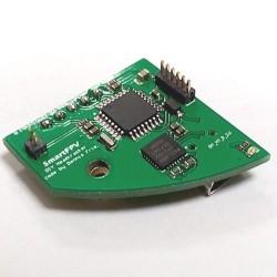 Open Source 3-axis Headtracker FatShark Module