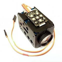 RC Zoom Camera (10x optical zoom)