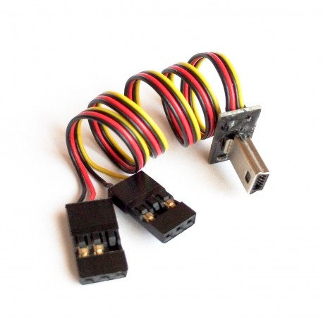 GoPro Video and Power Cable